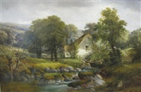 devonshire mill by w.b. henley