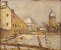 kloster frauen-chiemsee by otto kopp
