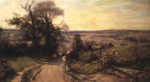 over the hills and far away by william gilbert foster