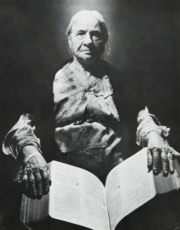 the matriarch for federation of jewish philanthropies of new york by edward steichen