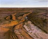 finke river by bryan westwood