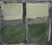 finestra e paesaggio by folco chiti batelli