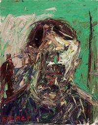 self-portrait by alex kremer