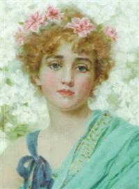 azaleas by norman prescott davies