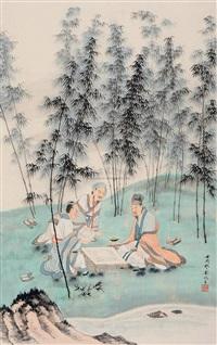 chess by liu kansheng