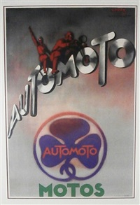 automoto motos by maurice lauro