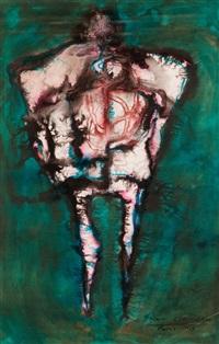 kompozycja abstrakcyjna by marek oberlander