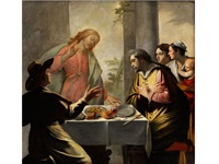 das gastmahl in emmaus by le nain brothers