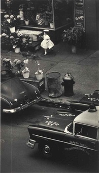 untitled (little girl) (from as from my window i sometimes glance...) by w. eugene smith
