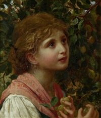 embarrassed with riches by sophie anderson