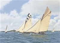 gaft cutters off falmouth by terry bailey