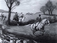 at the gallop by conrad leigh