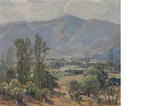 sunland valley by paul lauritz