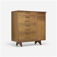 origins gentleman's cabinet, model 214 by george nakashima