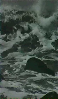 angry seas by francis james mortimer