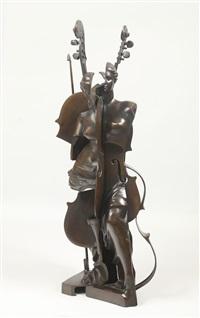 venus au violon by arman