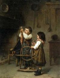 la fête du rouet by alexandre auffray
