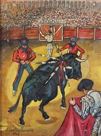 corrida by laura quatrini zaccaria