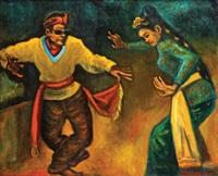 tarung by agus djaya