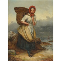 fishergirl by alexander leggatt