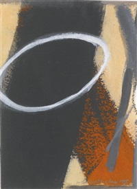 untitled 23/98 by wilhelmina barns-graham