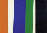 orange-blau-grün-schwarz by andreas brandt
