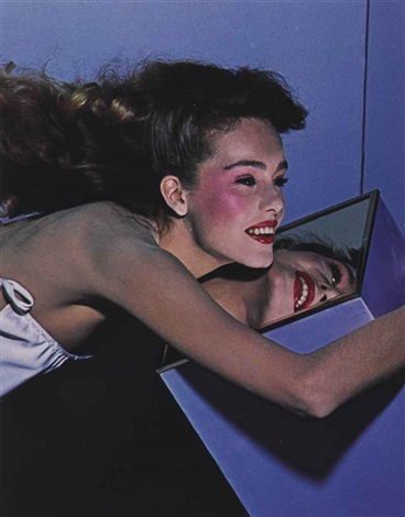 dior fashion by guy bourdin