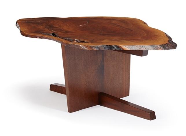Minguren Coffee Table By George Nakashima