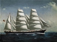 the british iron barque