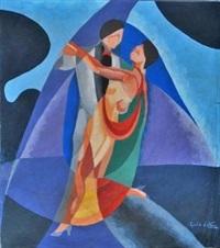 danza tre by giulio d'anna