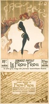Le Frou-Frou, Le plus gros tirage des..., 1900