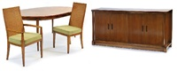 dining suite (set of 10) by c.f. rojo & sons