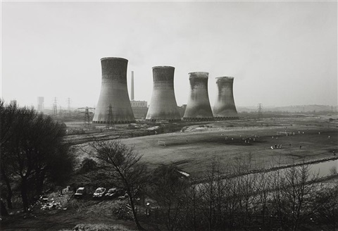 agecroft power station salford by john davies