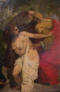 la chaste suzanne by eugene smits