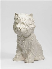 puppy - blumenvase by jeff koons