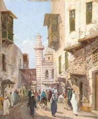 cairo scene by gustavo simoni