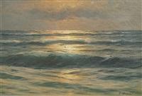 last sunlight by carl kenzler