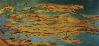 rügenlandschaft (complaints landscape) by florian maier-aichen