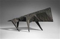 maquette vii beast by lynn chadwick