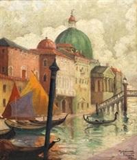 canal veneciano by manuel abelenda