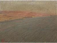 vue de mer by léon de smet