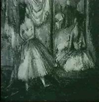 bailarinas by jose pico mitjans