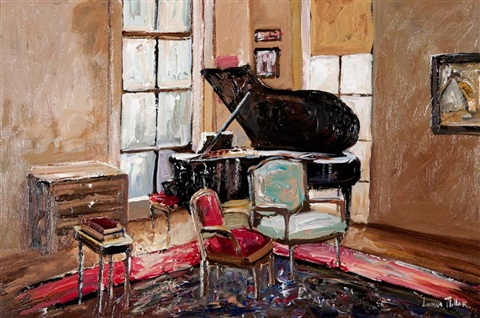 the piano room by lorna millar