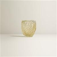 diamante vase by venini and carlo scarpa