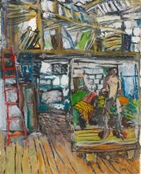 studio interior by nick miller