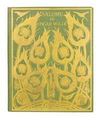 salome, a tragedy in one act (bk by oscar wilde with 16 drawings) by aubrey vincent beardsley