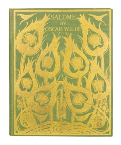 salome a tragedy in one act bk by oscar wilde with 16 drawings by aubrey vincent beardsley