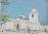 mosquée à la marsa by jules lellouche