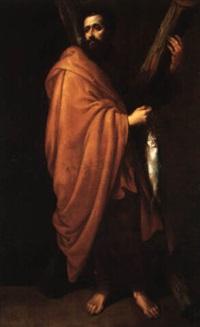 st. andrew by sebastian de llanos valdes