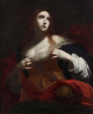 die heilige magdalena by simone pignoni